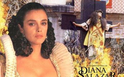 El extraño retorno de Diana Salazar