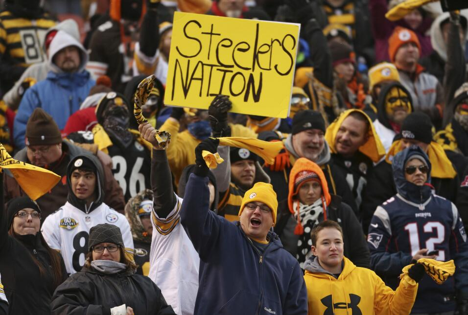 Los Pittsburgh Steelers vencieron 28-12 a Cleveland Browns para amarrar...