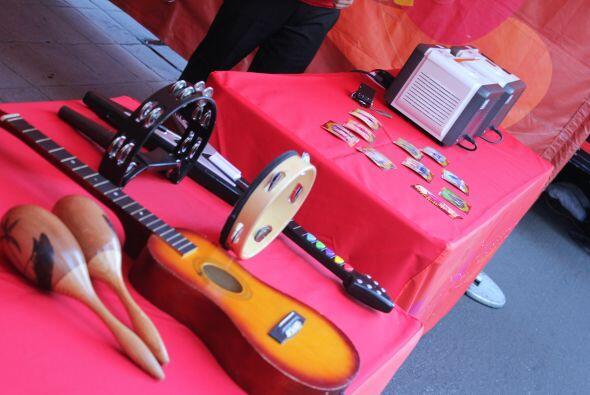 Y aunque no eran tan despampanantes como los de Ojeda, tenían instrument...