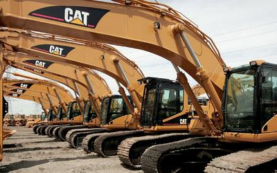 Caterpillar anunció que se mudará de Peoria a Chicago
