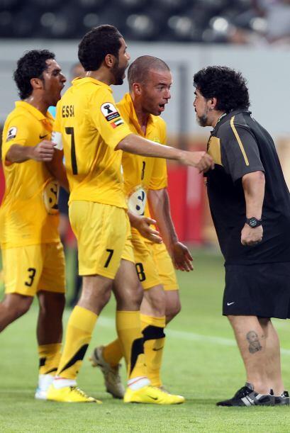 En el segundo tiempo remontó y de la mano del argentino Mariano Donda ll...