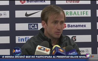 Martín Romagnoli: 'Estamos confiados de que podemos salir adelante'