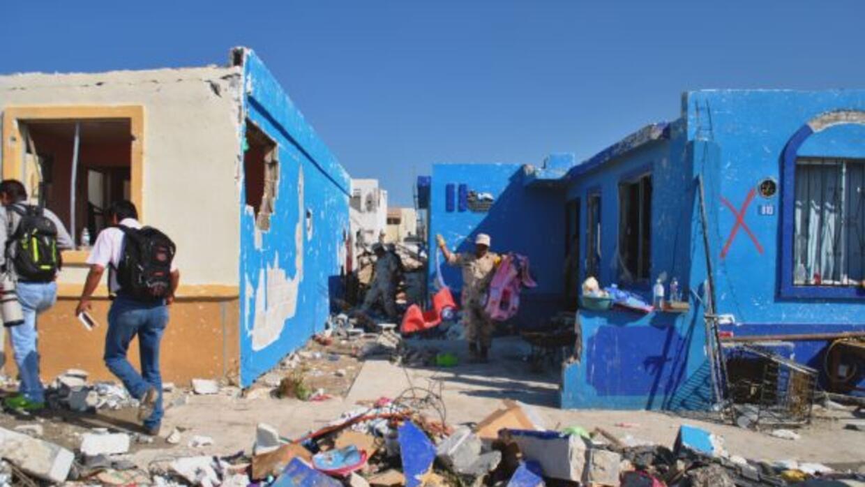 La cifra de muertos por el tornado en Ciudad Acuña asciende a 14, luego...