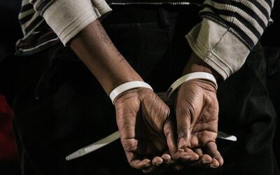 Con 45 arrestos culminó el operativo de la policía contra una peligrosa...
