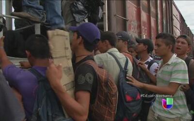 México aplica operativos para evitar que migrantes aborden La Bestia