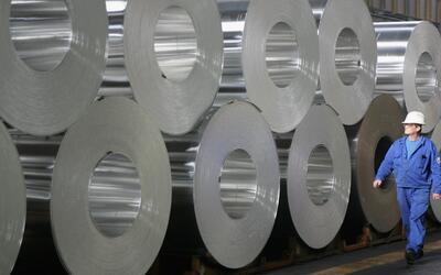 Animación: cómo usa China a México para distribuir su aluminio y evadir...