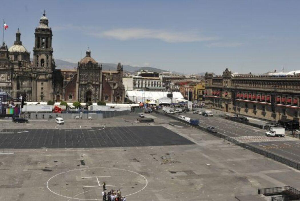 La Catedral Metropolitana de la Ciudad de México es sede de la Arquidióc...