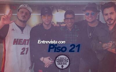El Podcast de Gorritas - Piso 21