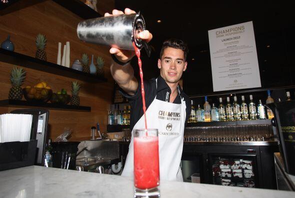 'Rafa's Berry Smash' el coctel con la 'mezcla' sin alcohol favorita del...