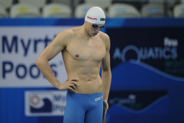 El alemán Peter Biedermann, campeón del mundo desde Roma 2009, hizo 1:45...