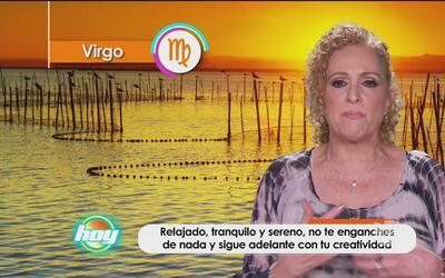 Mizada Virgo 26 de octubre de 2016