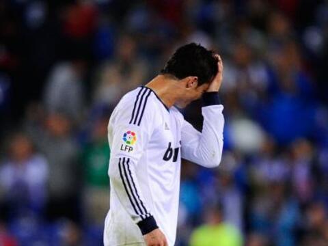 Espanyol y  Real Madrid empataron en Barcelona y con este resultado el B...
