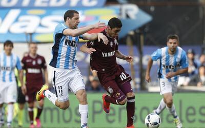 Miguel Almirón ya está para pegar el salto de Argentina.