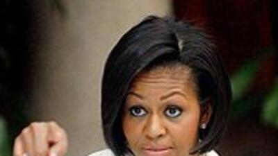 Michelle Obama dice que reforma migratoria sigue siendo alta prioridad 8...
