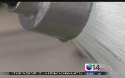 Multas de miles de dólares a quienes no ahorren agua
