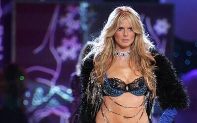 Heidi Klum debería saber que las malas noticias no se dan los viernes: l...