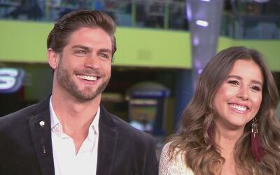 Horacio Pancheri y Paulina Goto, felices con el recibimiento de 'Un cami...