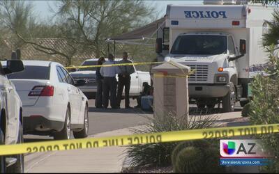 Violencia en el sur de Phoenix mantuvo en vilo a residentes