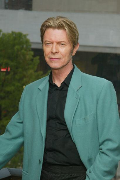 David Bowie nos enseña a no tener miedo de experimentar.