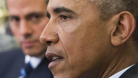 La agenda de la reunión entre Obama y Peña Nieto se centrará en migració...