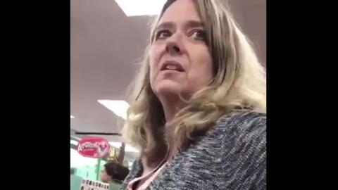 Difunden video de discriminación a una mujer musulmana en un supermercad...