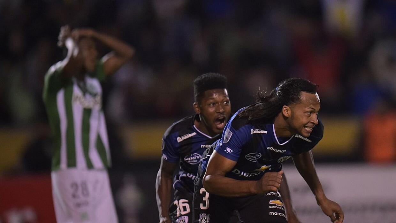 Independiente y el Nacional empataron 1-1