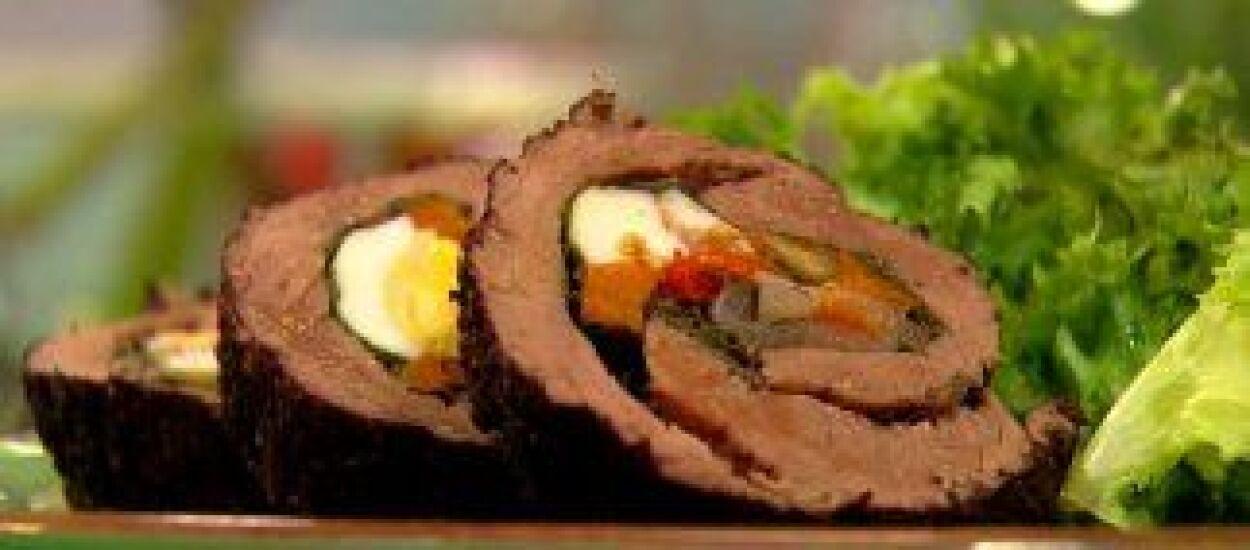 MATAMBRELa versión de Ingird para la receta argentina te fascinará. Aunq...