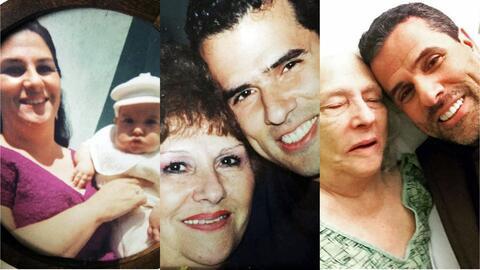 Marco Antonio Regil mamá