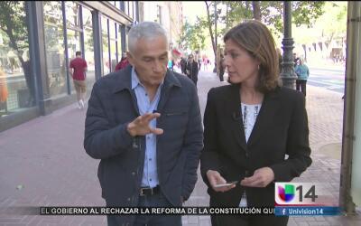 Especial: ¿A qué le teme y a quién admira Jorge Ramos?