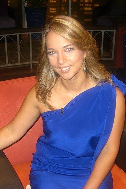 Adamari aclaró si tiene problemas con su esposo, Luis Fonsi.