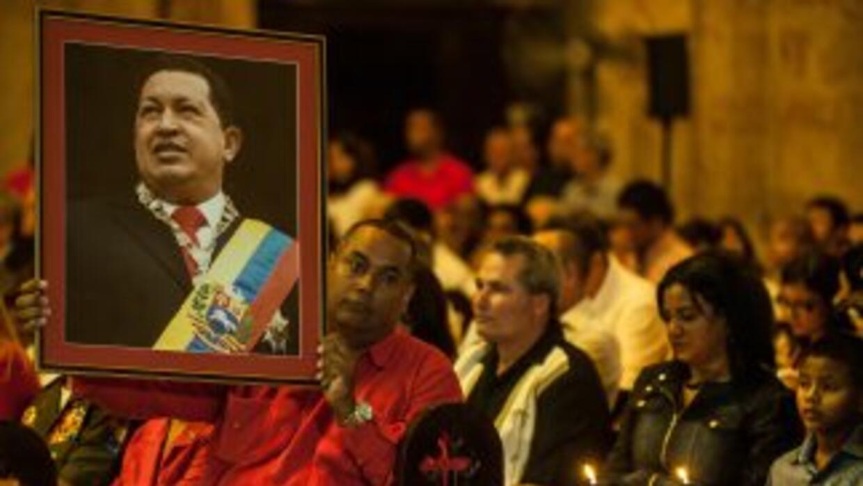 Este sábado se cumplieron 14 años de que Hugo Chávez asumiera la Preside...