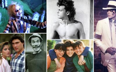 Fechas importantes de 1988 en los espectáculos.
