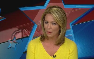 Una conductora de CNN llora de indignación al escuchar la palabra 'negro...