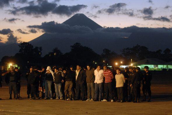 Los cárteles mexicanos que operan en este país son presuntamente el de l...