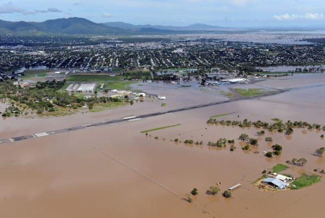 La catástrofe en el noreste del país afecta los servicios básicos de los...