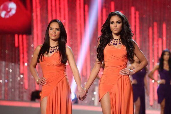 Finalmente sólo quedaban dos, María y Nabila. ¿Quién de estas dos bellez...