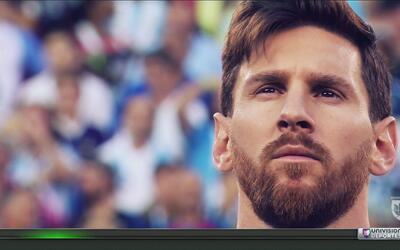 Las 4 finales perdidas de Lionel Messi
