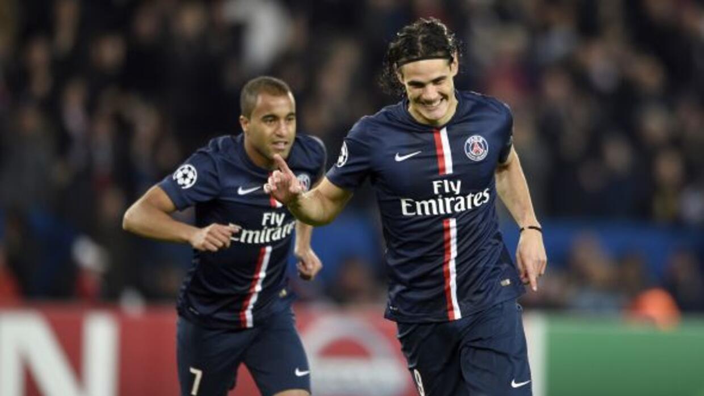 El equipo francés le ganó por la mínima al club chipriota.