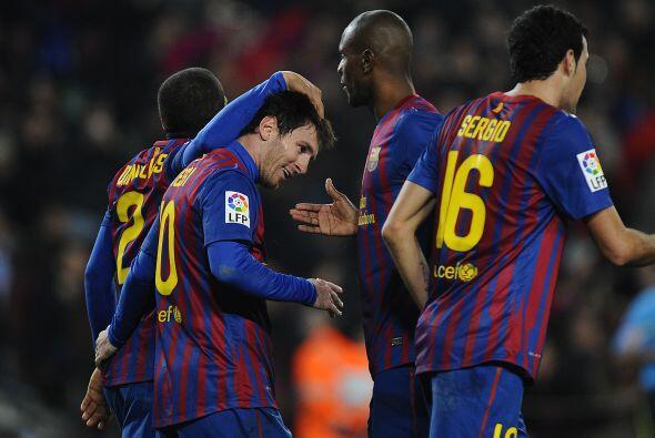 Victoria final del Barcelona, que sigue con cinco puntos por debajo del...