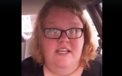 Shauna Arocho de 27 años compartió un video que se volvió viral
