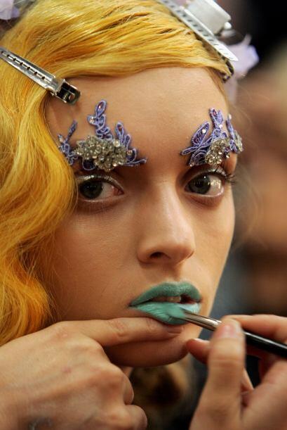 Ahora entendemos de dónde saca tantas ideas Lady Gaga, ¿a...