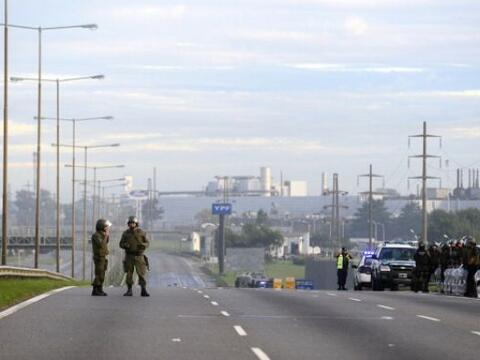 La Central General de Trabajadores (CGT) de Argentina aseguró que...