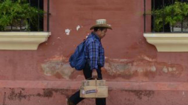 """Guatemala se ha convertido en el país """"más peligroso del mundo para los..."""