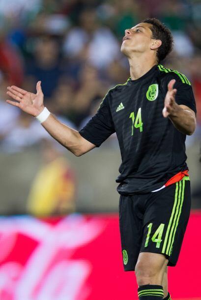 Hernández también se lamentaba por las falla que se dejaban en la parte...
