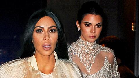 Kendall y Kim se convierten en actrices para 'Ocean's 8'.