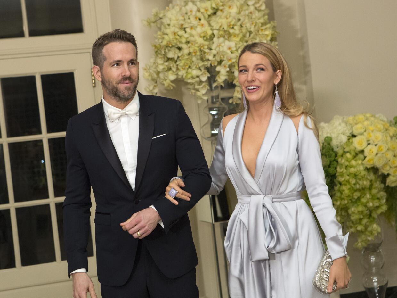 Ryan y Blake lucieron impecables en la cena con los Obama.
