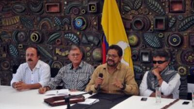 Las FARC y el Gobierno colombiano finalizaron el pasado 30 de marzo el s...