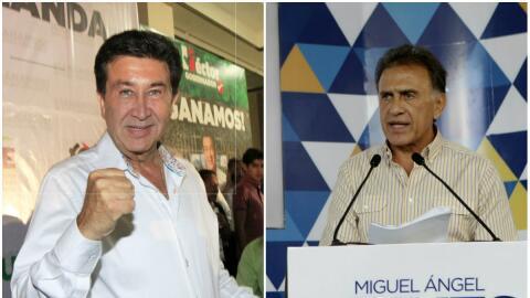Héctor Yunes Landa - Migue Ángel Yunes Linares
