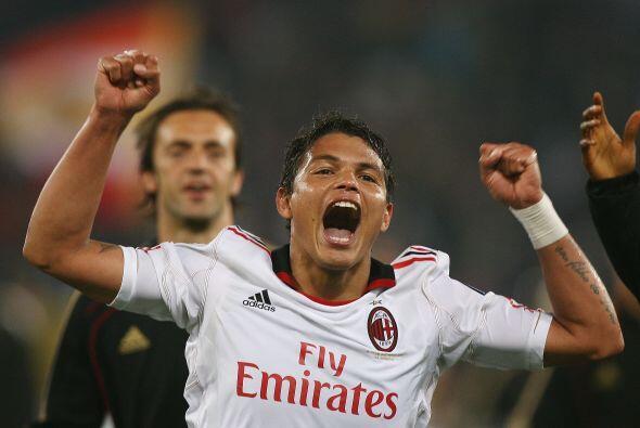 Silva fue clave para que el Milan volviera a ganar el 'Scudetto' de la L...