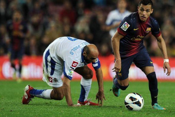 Barcelona dominó al Deportivo, que demostró el porqu&eacut...